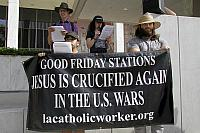 2018 ANTI-WAR STATIONS OF THE CROSS