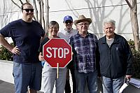This Year's Traffic Controllers: Theo, Jan, Myles, Ken, Martin.5610