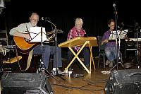 Pat, Sandi and Donald play Irish Folk Music during dinner.5961