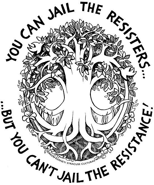 You Can Jail The Resisters
