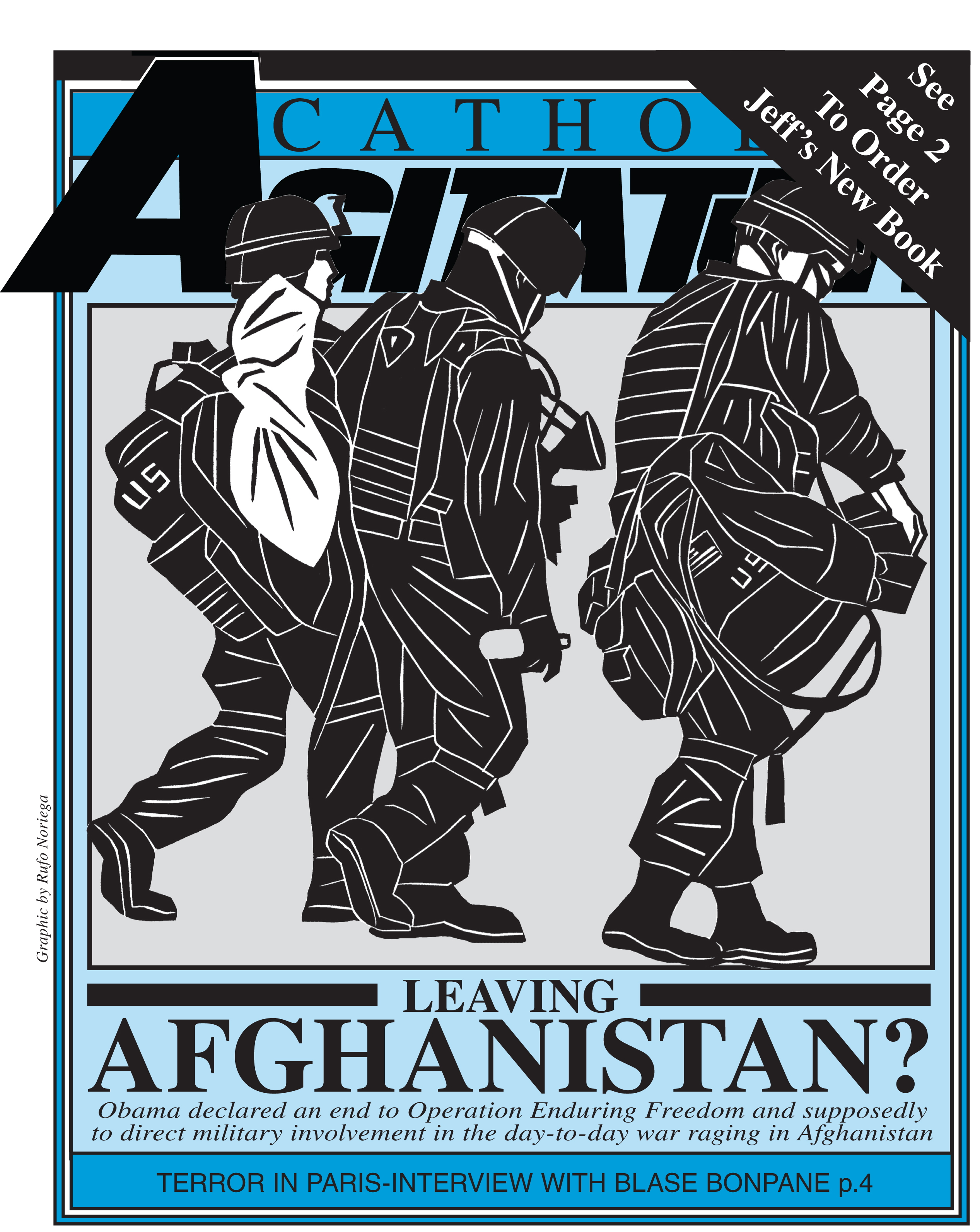 Front Cover February 2015