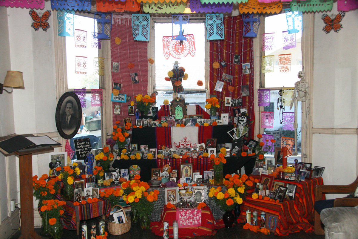 Day of the Dead Altar 2015.7471