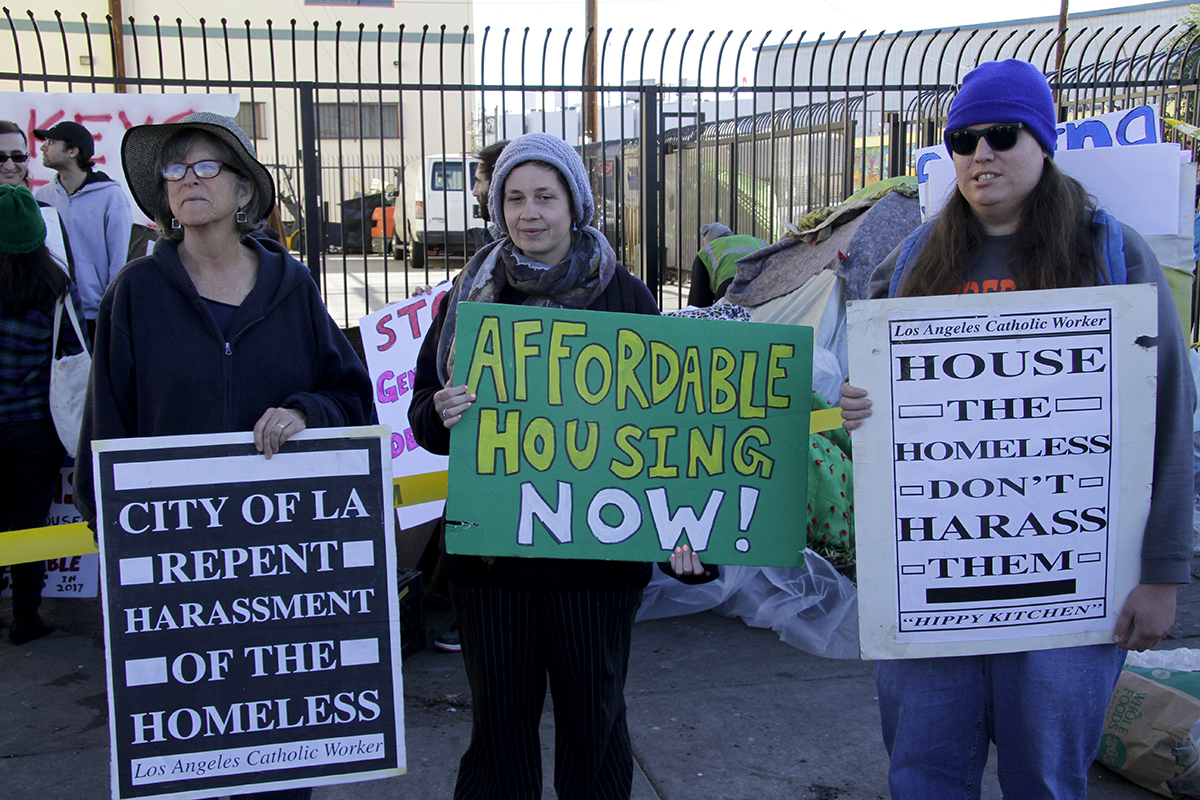 Los Angeles Catholic Worker – Page 2 – Comfort the Afflicted and ...